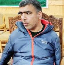 Mr. Riyaz Ahmad Beigh